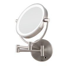 Next Generation® Cordless LED Lighted Wall Mount Mirror