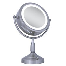 <strong>Zadro</strong> Dual-Sided Lighted Vanity Mirror
