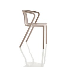 Air Stacking Dining Arm Chairs (Set of 4)