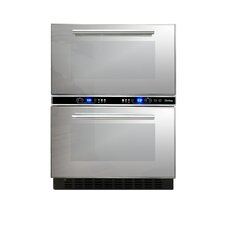 21 Bottle Dual Zone Wine Refrigerator