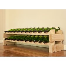 22 Bottle Wine Rack