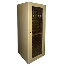 Bamboo 160-Bottle Wine Cooler Cabinet