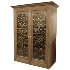 750 Macau Oak Wine Cooler Cabinet