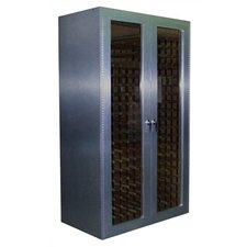 <strong>Vinotemp</strong> 700 Brushed Aluminum Wine Cooler Cabinet