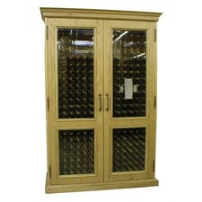 <strong>Vinotemp</strong> 700 English Oak Wine Cooler Cabinet