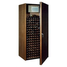 <strong>Vinotemp</strong> 1733440 Single Door Oak Wine Cooler Cabinet