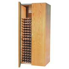 <strong>Vinotemp</strong> 440 Two Door Oak Wine Cooler Cabinet