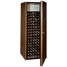 250 Oak Wine Cooler Cabinet