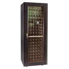 <strong>Vinotemp</strong> 200 Economy Wine Cooler Cabinet with Glass Door