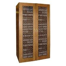 Wine Varietal 700-Model Wine Cabinet