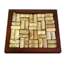 <strong>Vinotemp</strong> Epicureanist Wine Cork Trivet Kit