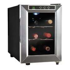 <strong>Vinotemp</strong> 6 Bottle Thermoelectric Wine Cooler