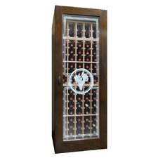 <strong>Vinotemp</strong> Concord 250-Model Etched Glass Wine Cabinet