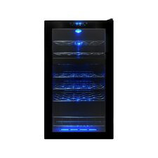 29 Bottle Dual-Zone Touch Screen Wine Cooler