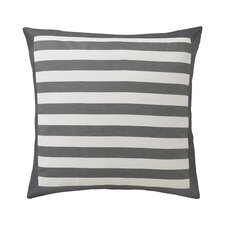 Graphic Stripe Ink Euro Shams