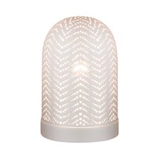 "Dome Small Ceramic 10"" H Table Lamp"