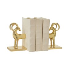 Gazelle Book Ends