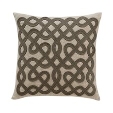 Labyrinth Ash Pillow