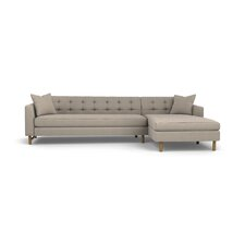 Edward Right Arm Chaise Sectional Sofa