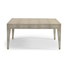 Klein Ivory Shagreen Coffee Table