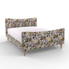 Swoop Platform Bed