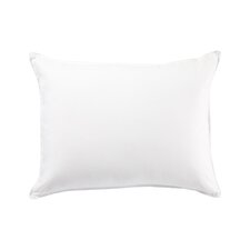 Tri-Compartmented Down & Feather Pillow