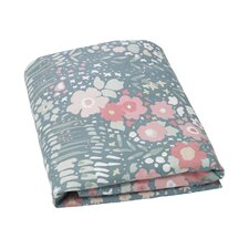 Posey Fitted Crib Sheet