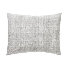 Crosshatch Pillowcase