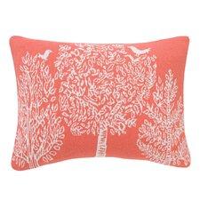 Treetops Knit Boudoir Pillow