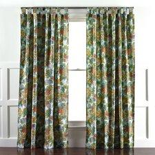 Ming Dragon Aquatint Curtain Panels