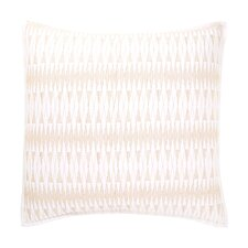 Loire Saffron Quilted Euro Sham (Set of 2)