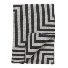 Maze Throw Blanket