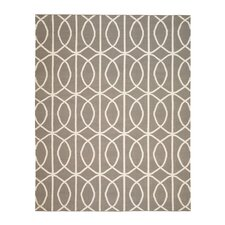 Gate Ash / Cream Contemporary Rug