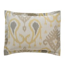 Batavia Citrine King Sham (Set of 2)