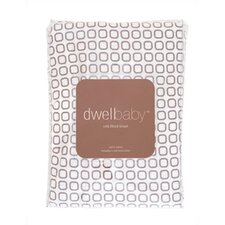 <strong>DwellStudio</strong> Transportation Dove Grey Additional Fitted Crib Sheet