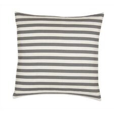 Ash Draper Stripe Euro Pillow Cases (Set of 2)