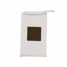 <strong>DwellStudio</strong> Squares Cotton Pillowcase