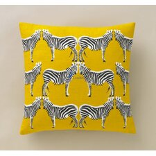 <strong>DwellStudio</strong> Zebra Pillow