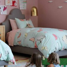 <strong>DwellStudio</strong> Butterfly Duvet Set