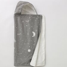Galaxy Dove Hooded Towel