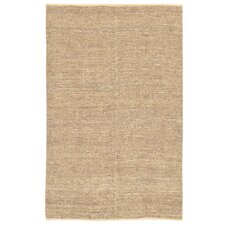 Nubby Jute Antique White Rug