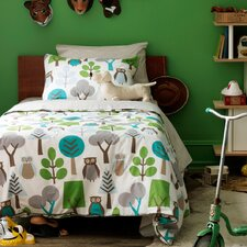 Owls Sky Duvet Set