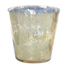 Gold Glass Votive
