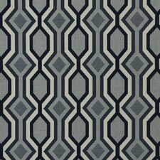 Diamond Vista Fabric - Navy