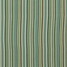 Striped Affair Fabric - Lime