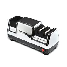 <strong>Chef's Choice</strong> Diamond Hone Deluxe M100 Knife Sharpener in Chrome