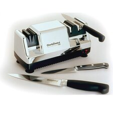 <strong>Chef's Choice</strong> Diamond Hone Multi-Stage Knife Sharpener - Chrome