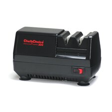 Diamond Hone Compact M300 Knife Sharpener in Black