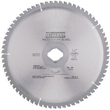 "Metal Cutting Saw Blades - 14"" blade f/multi-cutter"