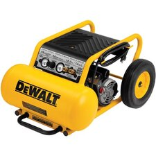 7.5 Gallon 1.6 HP Continuous, 175 PSI Air Compressor with Dual Voltage and Dual Control